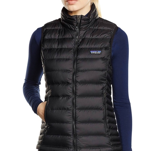 bad6662a6 Patagonia Women's Down Sweater Vest - Black - M